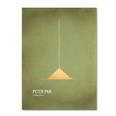 Trademark Fine Art 'Peter Pan' 14
