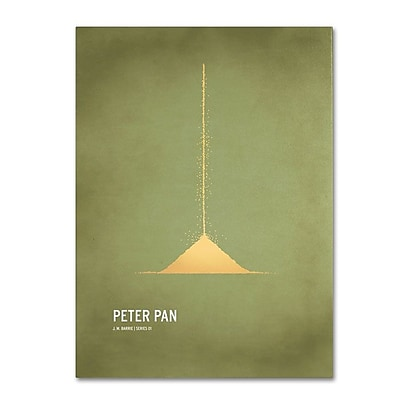 Trademark Fine Art 'Peter Pan' 16