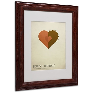 Trademark Fine Art 'Beauty and the Beast' 11