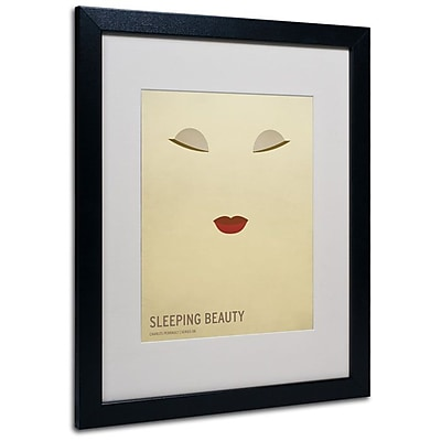 Trademark Fine Art 'Sleeping Beauty' 16