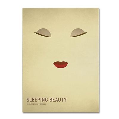Trademark Fine Art 'Sleeping Beauty' 14