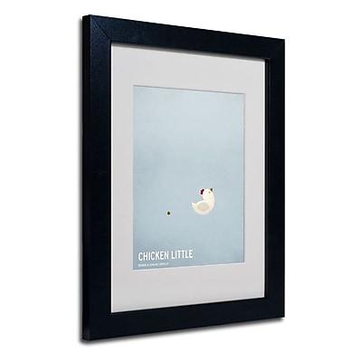 Trademark Fine Art 'Chicken Little' 11