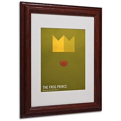 Trademark Fine Art 'The Frog Prince' 11