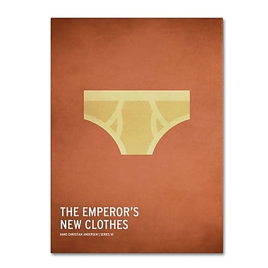 Trademark Fine Art 'Emperor' 16