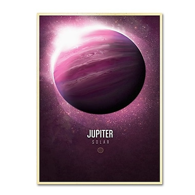 Trademark Fine Art 'Jupiter' 16