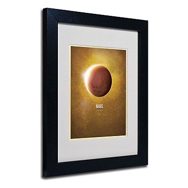 Trademark Fine Art 'Mars'