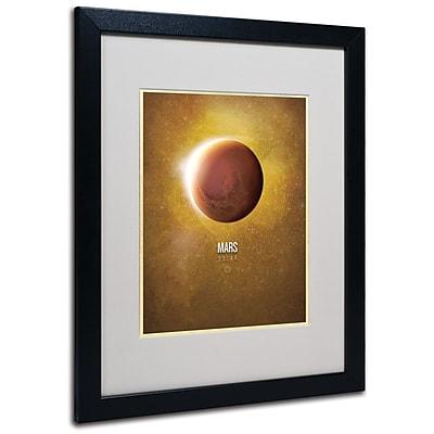 Trademark Fine Art 'Mars' 16