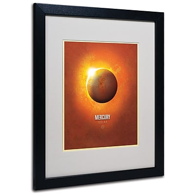 Trademark Fine Art 'Mercury' 16