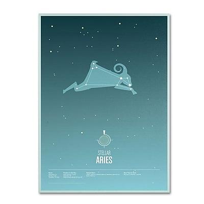 Trademark Fine Art 'Aries' 22