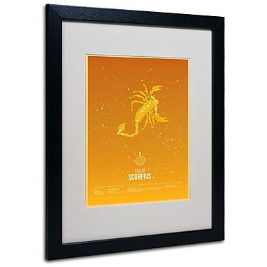 Trademark Fine Art 'Scorpio' 16