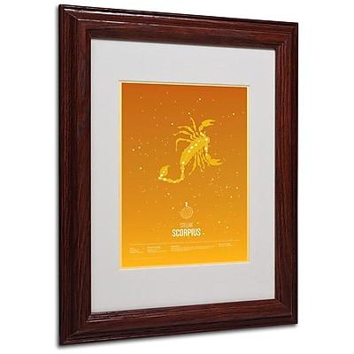 Trademark Fine Art 'Scorpio' 11
