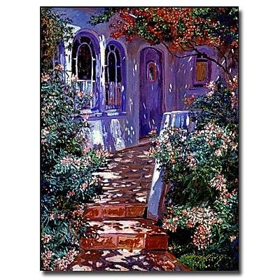 Trademark Fine Art 'Cottage Courtyard' 26