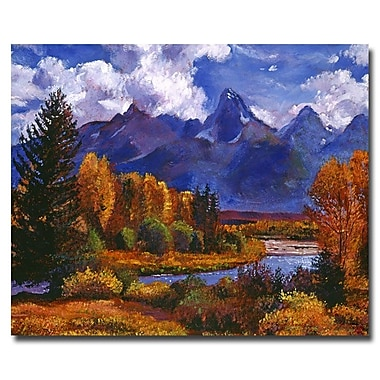 Trademark Fine Art 'River Valley' 35
