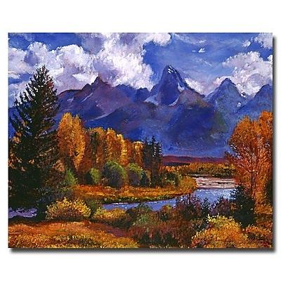 Trademark Fine Art 'River Valley' 26