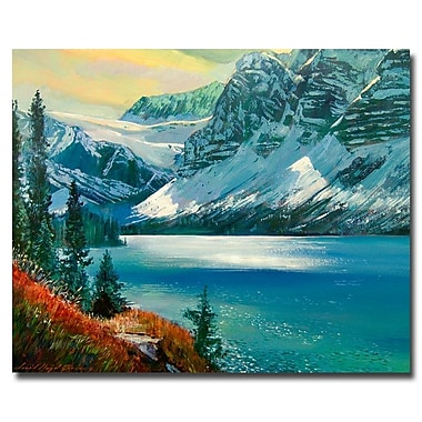 Trademark Fine Art 'Majestic Bow River' 35