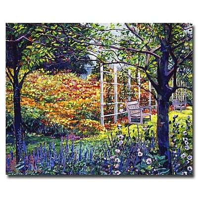 Trademark Fine Art 'Garden for Dreaming' 35