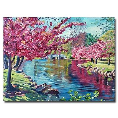 Trademark Fine Art 'Spring Soliloquy' 35