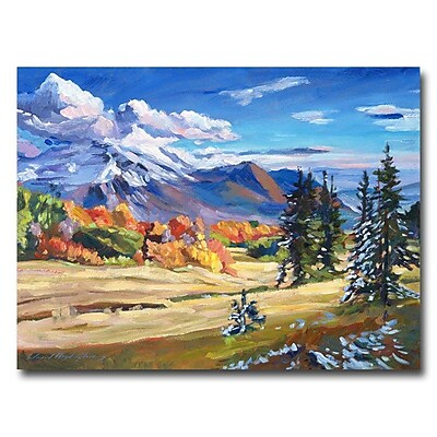 Trademark Fine Art 'Autumn in the Foothills' 18