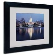 Trademark Fine Art 'Capitol Reflections'