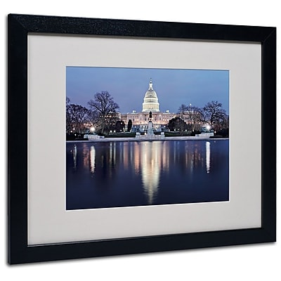 Trademark Fine Art 'Capitol Reflections' 16