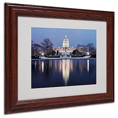 Trademark Fine Art 'Capitol Reflections' 11
