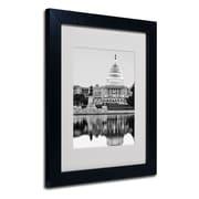 Trademark Fine Art 'Capitol Reflections II'