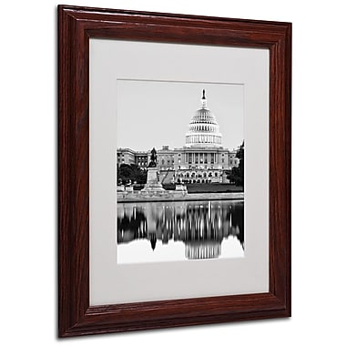 Trademark Fine Art 'Capitol Reflections II' 11