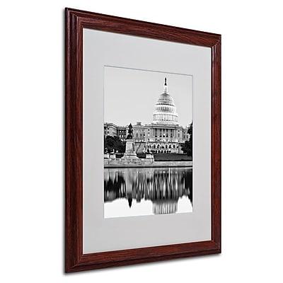 Trademark Fine Art 'Capitol Reflections II' 16