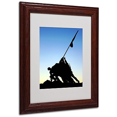 Trademark Fine Art 'Iwo Jima Memorial' 11