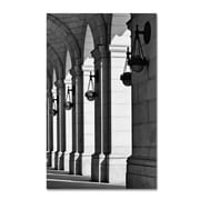 "Trademark Fine Art 'Union Station II' 10"" x 19"" Canvas Art"