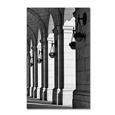 Trademark Fine Art 'Union Station II' 10