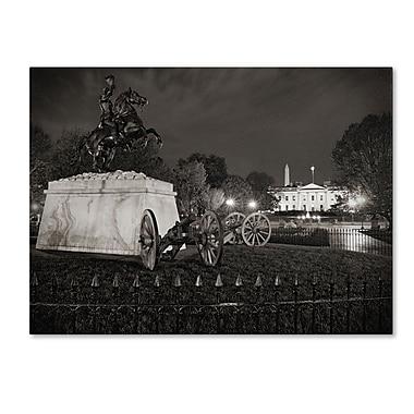 Trademark Fine Art 'Lafayette Square' 14