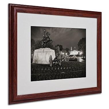 Trademark Fine Art 'Lafayette Square' 16