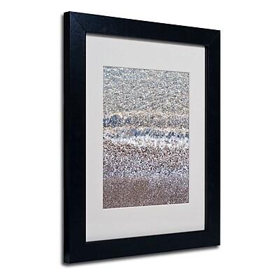 Trademark Fine Art 'Lakeshore Abstract 2' 11