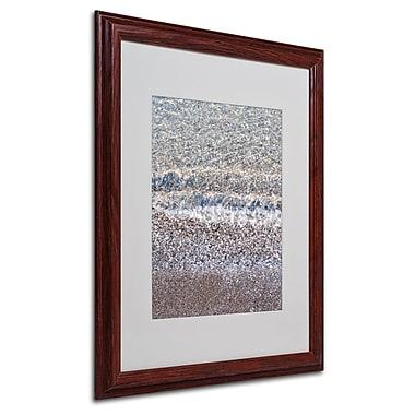 Trademark Fine Art 'Lakeshore Abstract 2' 16