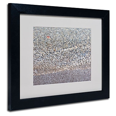 Trademark Fine Art 'Lakeshore Abstract'