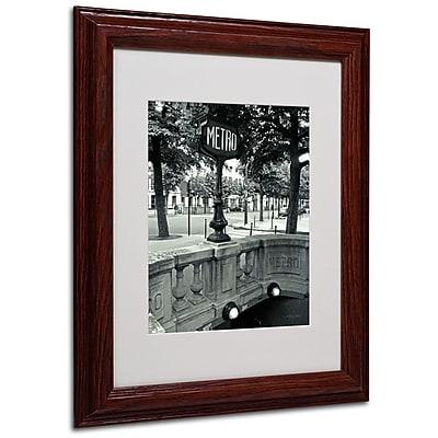 Trademark Fine Art 'Le Metro' 11