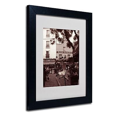 Trademark Fine Art 'Maison Catherine, Montmartre' 11