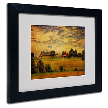 Trademark Fine Art 'Summer Farm'