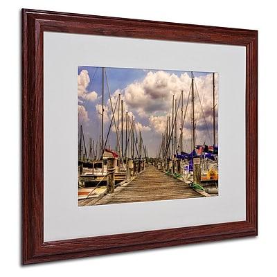 Trademark Fine Art 'Pirates Cove' 16