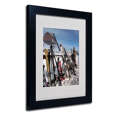 Trademark Fine Art 'Ski Gear' 11