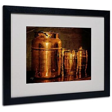 Trademark Fine Art 'Copper Jugs' 16