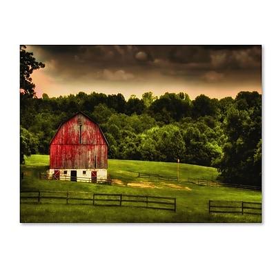 Trademark Fine Art 'Summer Evening On the Farm' 22