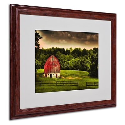Trademark Fine Art 'Summer Evening On the Farm' 16
