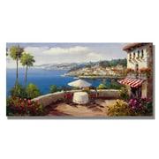Trademark Fine Art 'Italian Afterernoon'