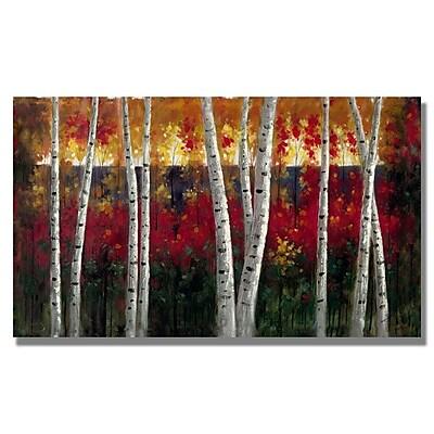 Trademark Fine Art 'Autumn' 18