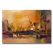 Trademark Fine Art 'City Reflections'