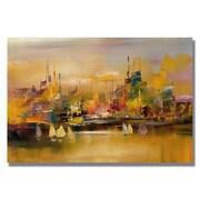 Trademark Fine Art 'City Reflections V'