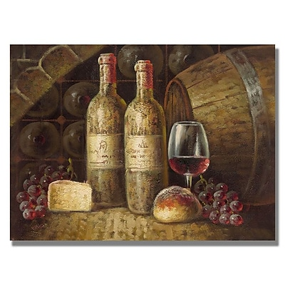 Trademark Fine Art 'Napa Valley' 35