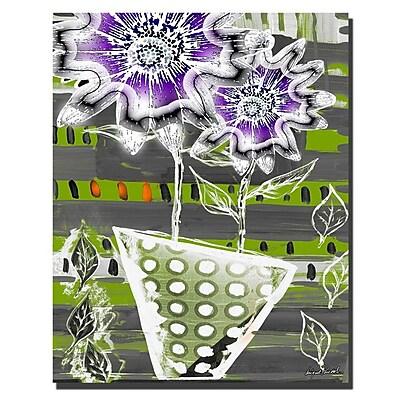 Trademark Fine Art 'White Flower II' 24